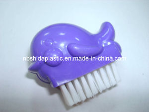 Whale Shaped Mini Nail Brush (SD9618)