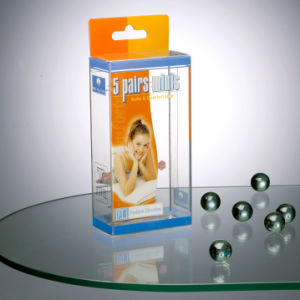 PP Plastic Boxes with Hanger Tag