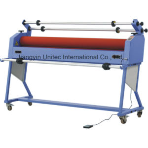Popular Design Width Manual and Electric Cold Laminator Ld-1400eiv-L/1600eiv-L