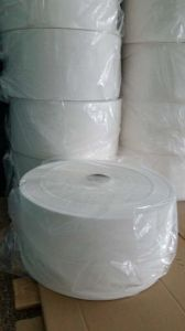 Gauze Medical Bleached in Jumbo Roll 1000m 2000m for Gauze Swab