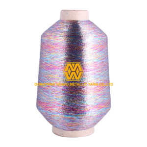 Mx Type Metallic Yarn for Knitting