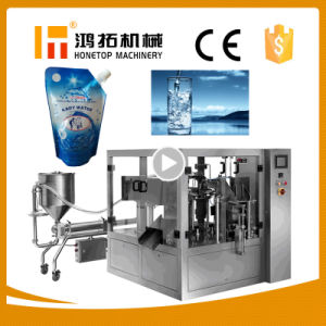 Liquid Packing Machine for Water pictures & photos