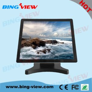 "17 "" Pcap Payment Terminal Desktop Touch Monitor Screen"