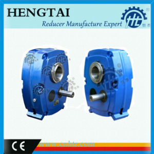 Hxgf Series Shaft Mounted Reducer with Hollow Output Shaft