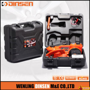 China Dc 12volt Electric Hydraulic Jack With Impact Wrench