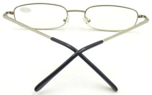 RM17054 Small Frame Metal Reading Glass with AC Lens Unisex Style pictures & photos