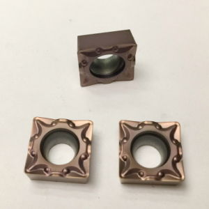 Tungsten Steel Clip-Type CNC Cemented Carbide Indexable Insert pictures & photos