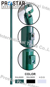 Round Fence Post with Multiple Sizes