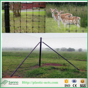 China Lowes Price Polypropylene Plastic Deer Fence Netting / Deer ...