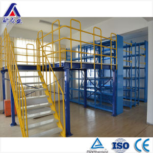 Factory Selling Heavy Loading Steel Platform Floor System pictures & photos