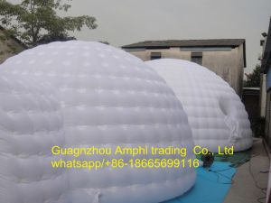 Inflatable Air-Tight Tent Air-Tight Tent