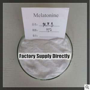 Factory Supply Directly Melatonine CAS: 73-31-4 pictures & photos