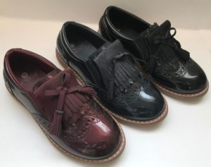 China 2019 New Kids School Shoes, Back
