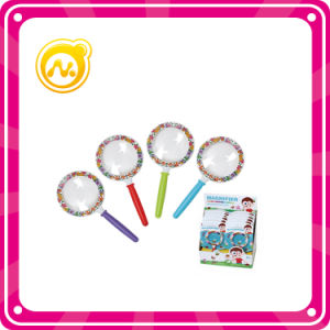8 Cm Circular Magnifying Glass Toy
