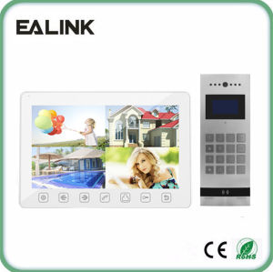 10 Inch Multiple Video Door Phone for Building