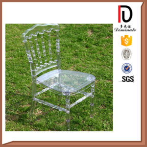Cheap Popular Party Event Rental Crystal Resin Napoleon Chairs (BR-C130) pictures & photos