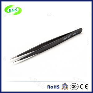 High Temperature Resistance ESD Series Stainless Steel Tweezer pictures & photos