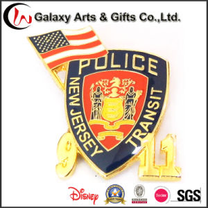 Custom Made Metal Police Badges for Souvernir in Low Price