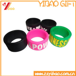 Custom Color Silicone/Rubber Ring for Man pictures & photos