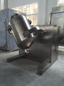 High Efficient Dry Powder Mixing Machine