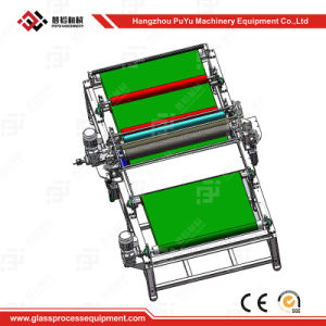 High Efficiency Roller Glass Coater Machine for Solar Glass pictures & photos