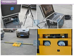 Under Vehicle Safety Inspection System Car Checking pictures & photos