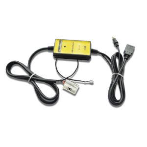 New Digital MP3 CD Changer USB SD Adapter for Audi VW 12pin (USB1-VW12P)