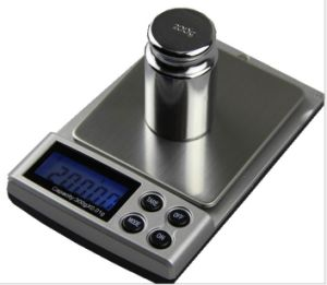 Cheap Price 1000g/0.1g Digital Pocket Scale pictures & photos