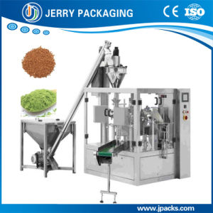 High Speed Food Powder Pouch Filling Package Packaging Packing Machine pictures & photos