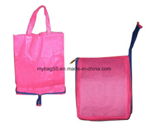 Eco Friendly Foldable Non Woven Promotion Bag pictures & photos