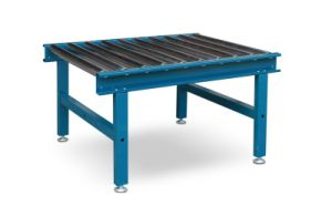 Customizable Roller Conveyor Without Motor Driving for Case Trainsmission (MIN 1000mm)