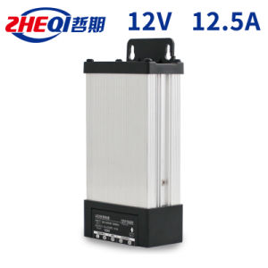 12 V12A IP53 Rainproof Power AC/DC 150 W LED Light Switching Power