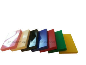 2-30mm Fireproof Colored Cast Acrylic Sheet