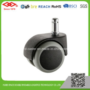 Swivel with Socket Furniture Caster (C555-35B060X53D) pictures & photos