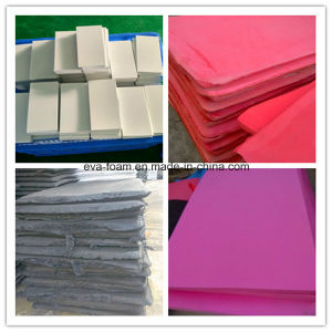 Eco-Friendly Color EVA Foam Sheet 2mm with SGS Approvel