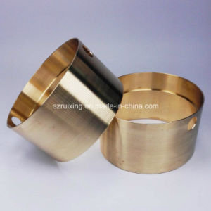 CNC Machining of Brass Hardware Parts
