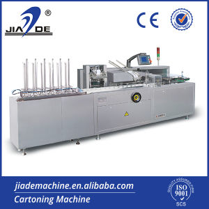 Fully Automatic Horizontal Carton Box Packing Machine for Sachet