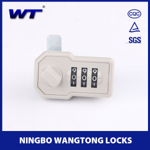 3 Digites Cabinet Combination Lock for Safe pictures & photos