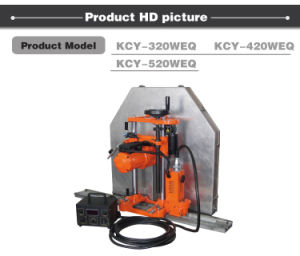 420mm Wall Cutting Machine, Germany Cayken Wall Cutter Kcy-420weq pictures & photos