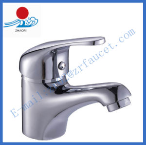 Single Handle Basin Mixer in Faucet (ZR20302)