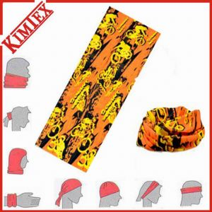 Polyester Microfiber Multifunctional Seamless Neck Tube Bandana pictures & photos