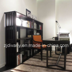 2015 Latest New Wooden Studyroom Bookshelf (SG-06) pictures & photos