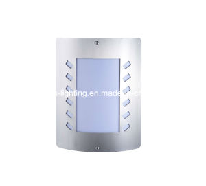 Square Shade Stainless Steel Outdoor Light with Ce Certificate (LH031B1) pictures & photos