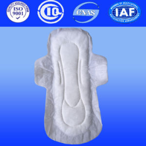 Regular Sanitary Napkin for Women Sanitary Pad for Wholesale Products with Wings (MH028) pictures & photos