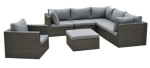 Attractive Garden Rattan Wicker Furniture Best Seller Economical Sofa Set