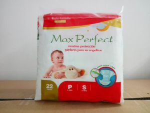 Soft and Breathable Diapers for Babies (S)