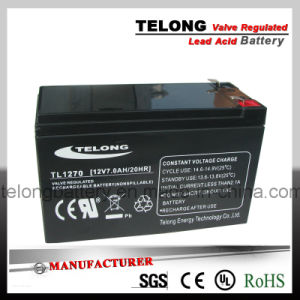 12V 7ah AGM Sealed Lead Acid Battery for UPS pictures & photos