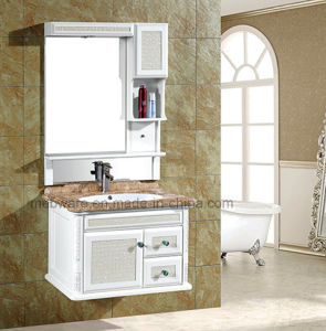 China Asian Style Bathroom Vanity Pvc