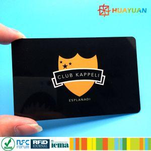 Customized MIFARE DESFire EV1 2K Casheless Payment Card