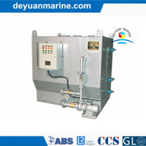 Marine Sewage Comminuting and Disinfecting Holding Tank pictures & photos